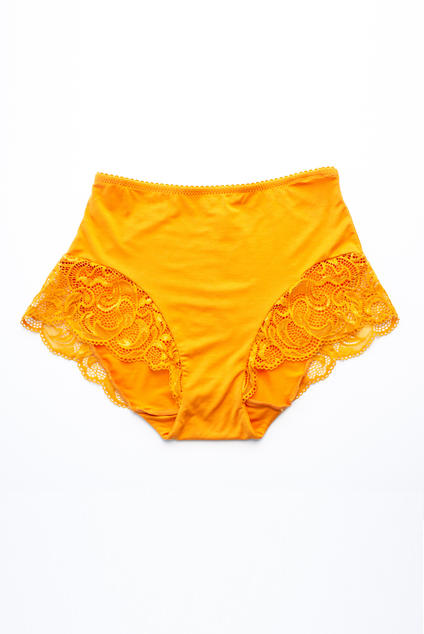 Olivia high waist brief/ Lonely