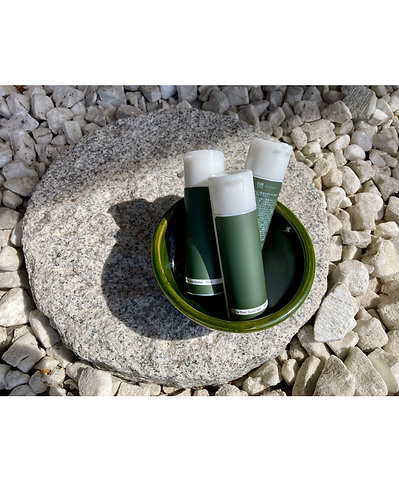 アロマ アルコールハンドジェル ティーツリー&ユーカリの香り 携帯ボトル50ml / QR aroma