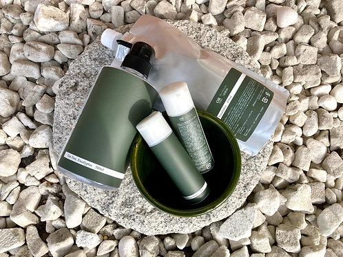 アロマ アルコールハンドジェル ティーツリー&ユーカリの香り ギフトセット/ QR Aroma