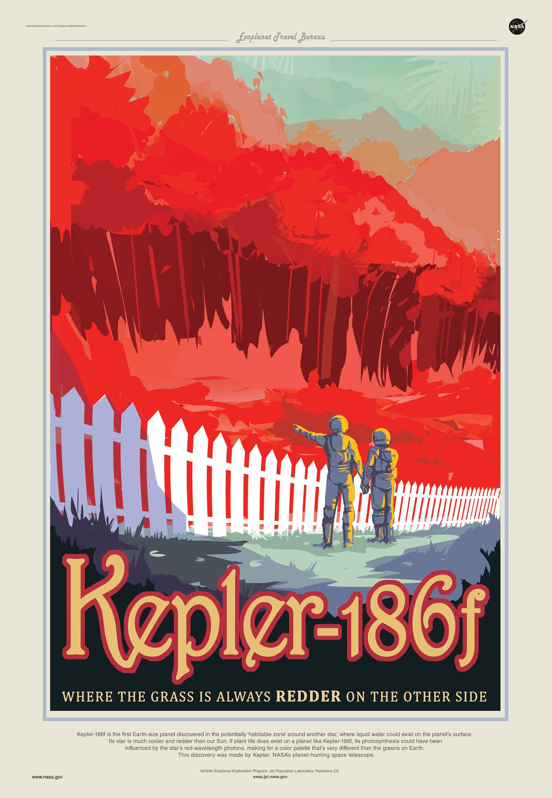 Exoplaneta Kepler 186-f