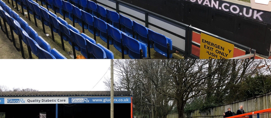 Sitting or Standing | The Future of the Terraces