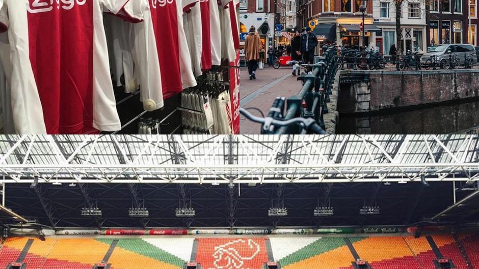 Amsterdam   Football City Guide