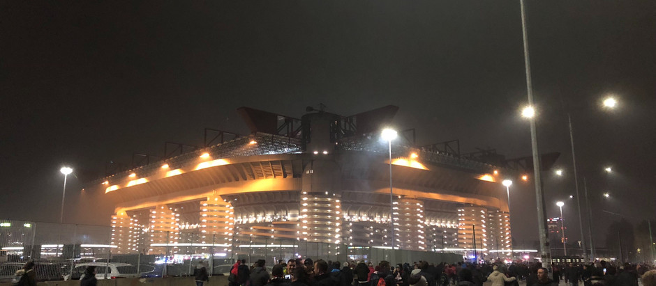 Stadio San Siro | Letting Go Of The Past