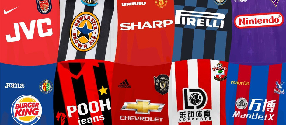 The Best & Worst Shirt Sponsors