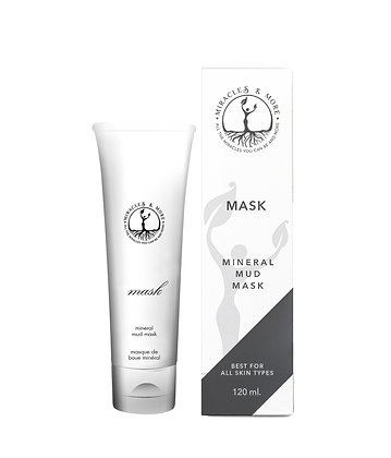 Mineral Mud Detoxifying Mask