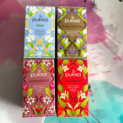 PUKKA Tea pack