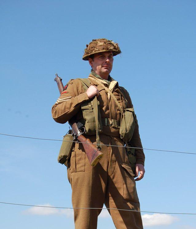 Sgt Lazarus
