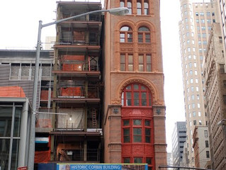 Restoration of the Historic Corbin Building