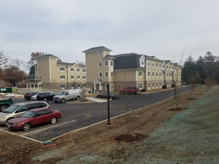 New Building Construction in Smithtown
