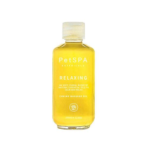 'Relaxing' Massage Oil