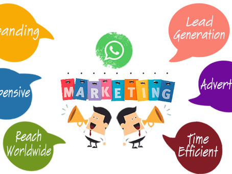 Social Media is on the peak, So as Whatsapp Marketing