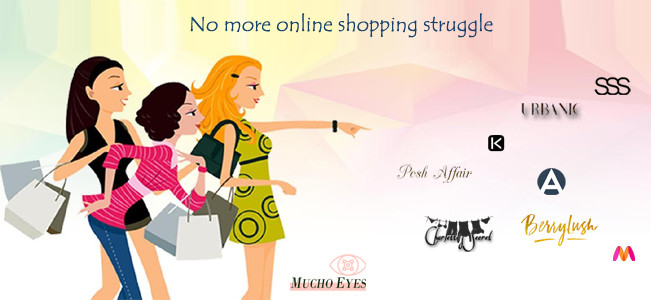 Online Shopping website list for trendy and pocket friendly shopping