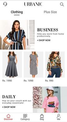 Urbanic Dresses online shopping