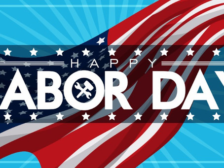 CAIS Labor Day Hours Notice