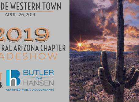 Central Arizona Chapter Trade Show