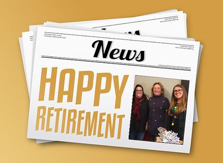 Happy Retirement Arleen Forbes!