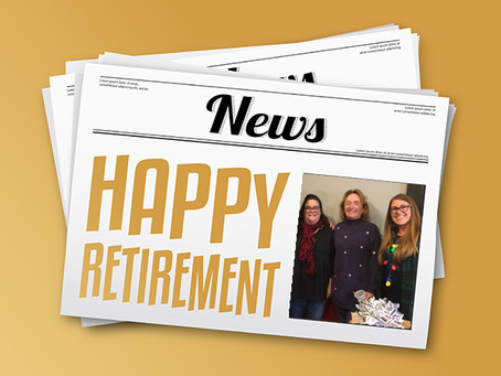 Happy Retirement Arleen Forbes!