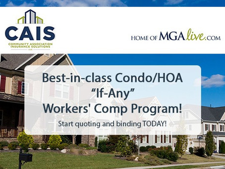 Get the best coverage for your Condo/HOA clients!