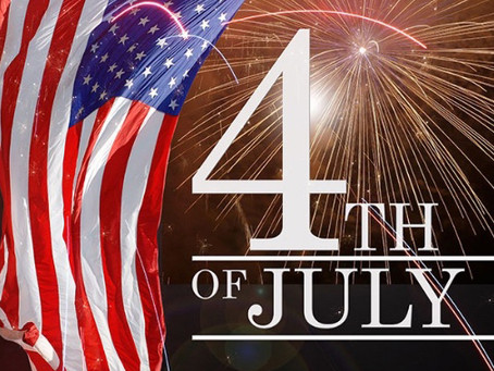 Holiday hours for Independence Day