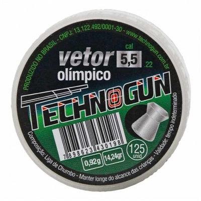 VETOR - OLÍMPICO - 5,5MM - PCT 125UN