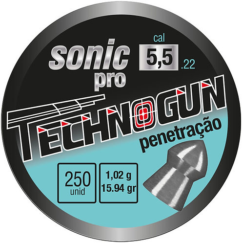 SONIC PRO - 5,5MM - PCT 250UN