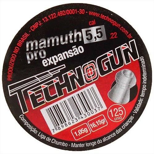 MAMUTH PRO - 5,5MM - PCT 125UN