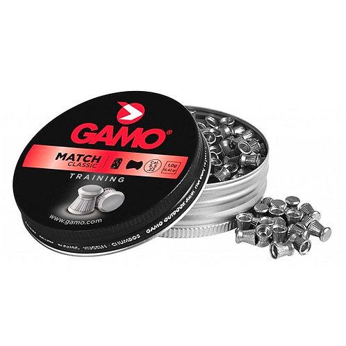 GAMO MATCH CLASSIC 5,5MM - PCT 250UN