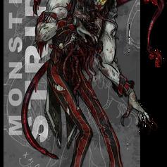 Monster Stripe
