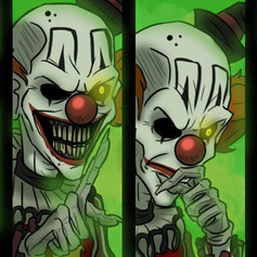 Confused Clown