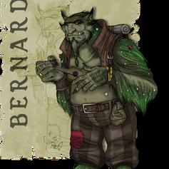 Bernard the Bugbear Bard