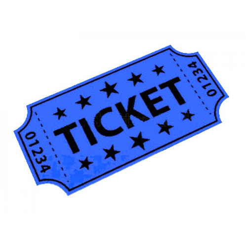 3 Raffle Tickets