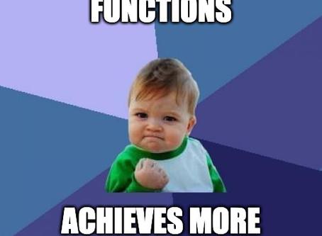 Declarative Vs. Imperative Functions in Javascript