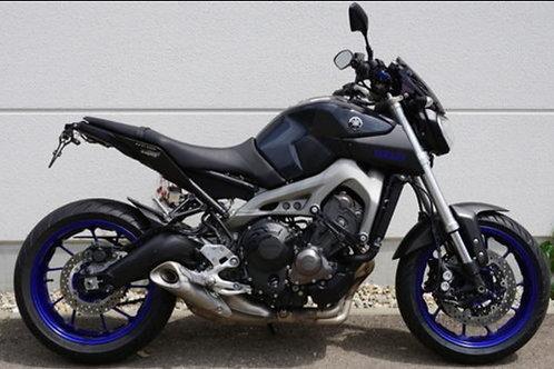 Yamaha mt09 2014 ABS