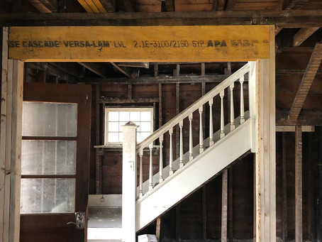 Asheville Flip House Update
