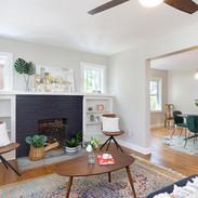 asheville-NC-living-room- staging