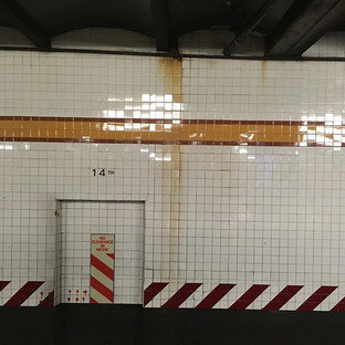 Subway 🚃 #subway.jpg