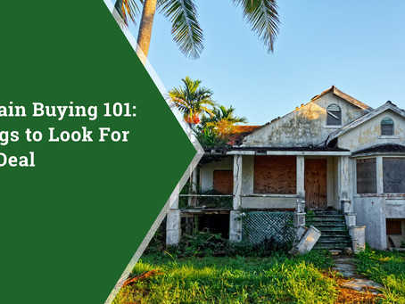 Bargain Buying 101: Things to Look for In a Deal