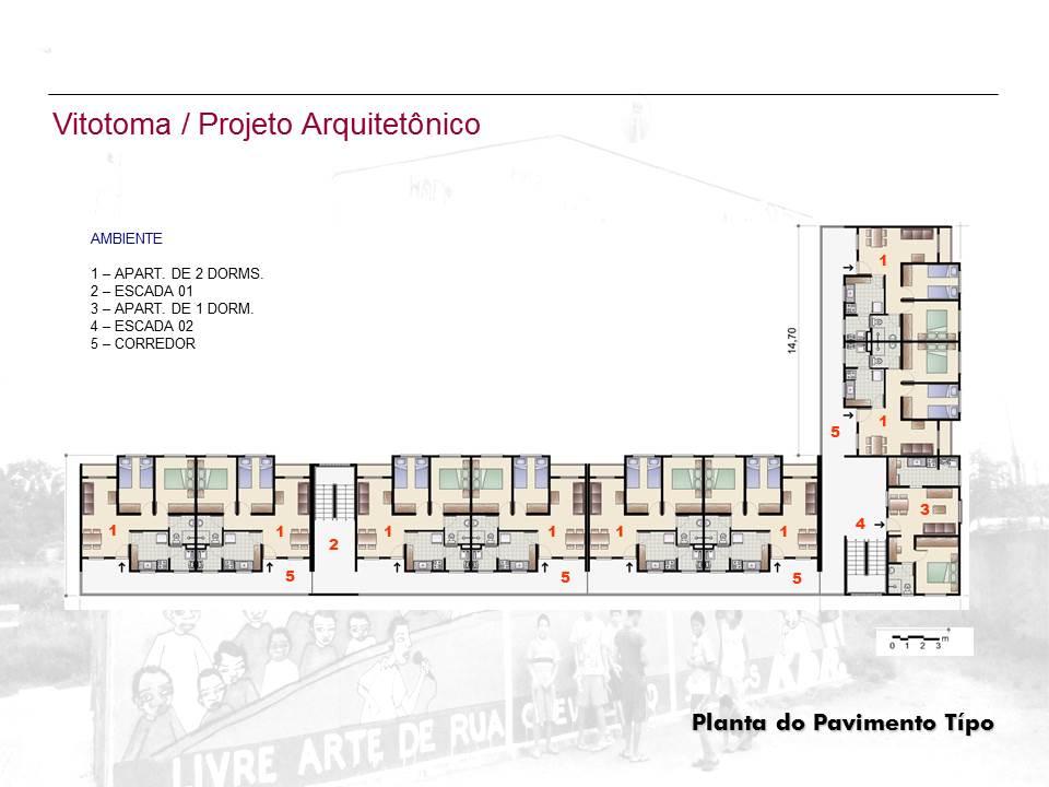 Sozialer Wohnungsbau - São Paulo