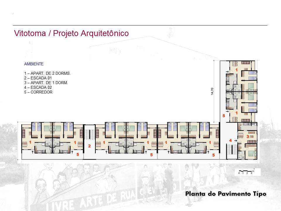 Social Housing São Paulo - Project