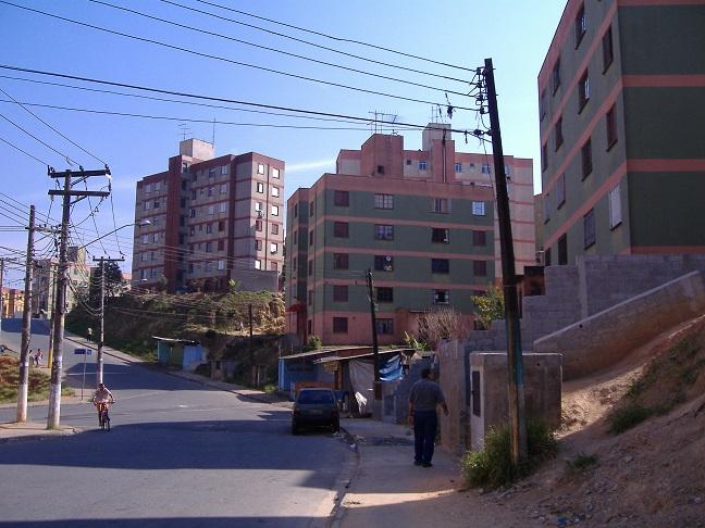 Revitalization - Housing Complex