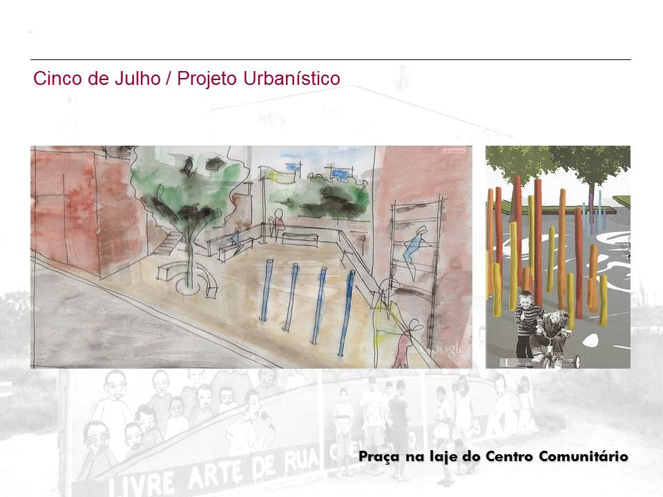 Urbanização Aricanduva - Estudo