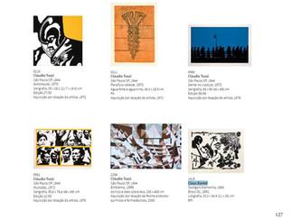 "Litography Work ""Brasil 91"" - Museum Margs - Porto Alegre"