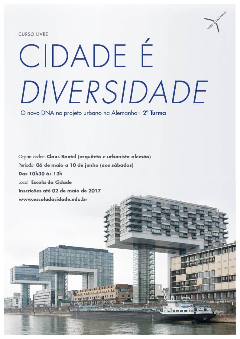 City is Diversity - Ciadade é Diversidade