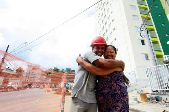 Vertical Social Housing - Santos