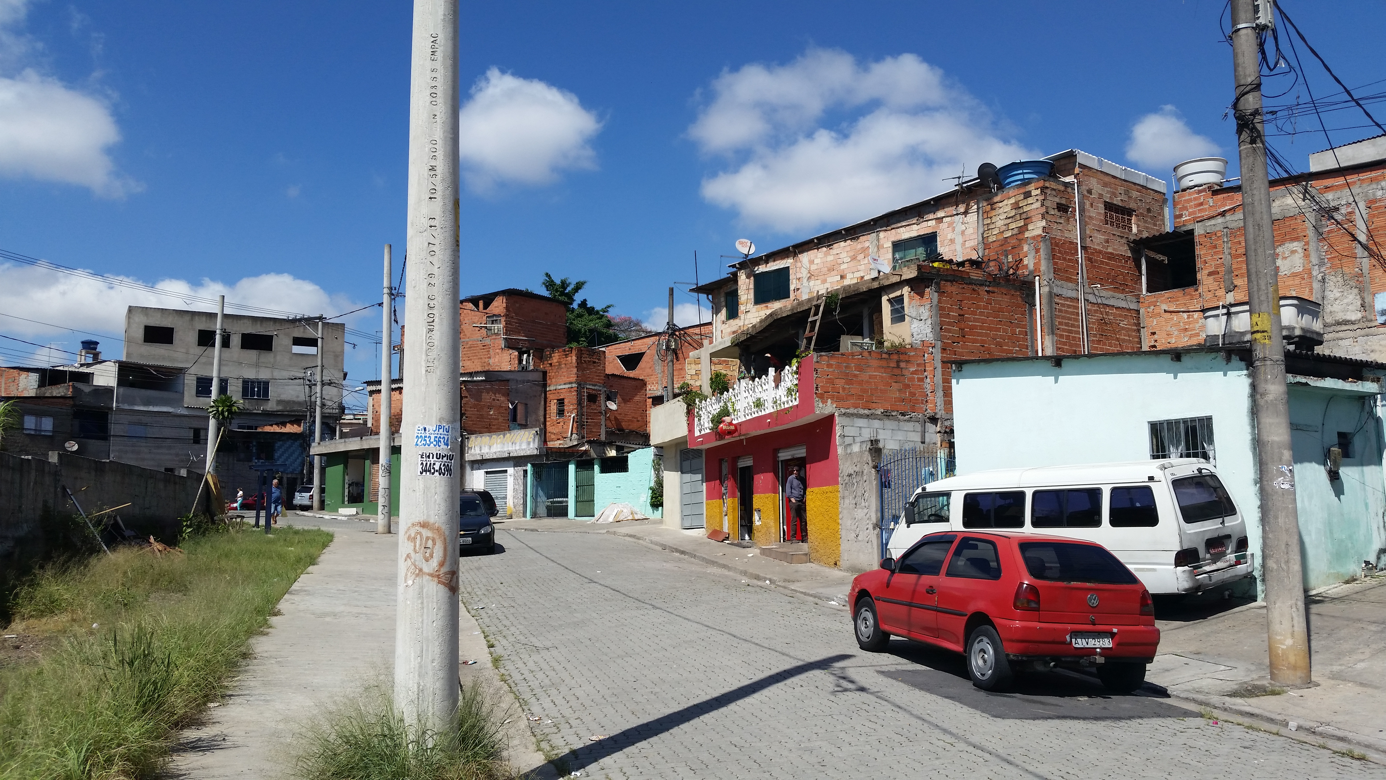 Urbanização Aricanduva - Foto 02