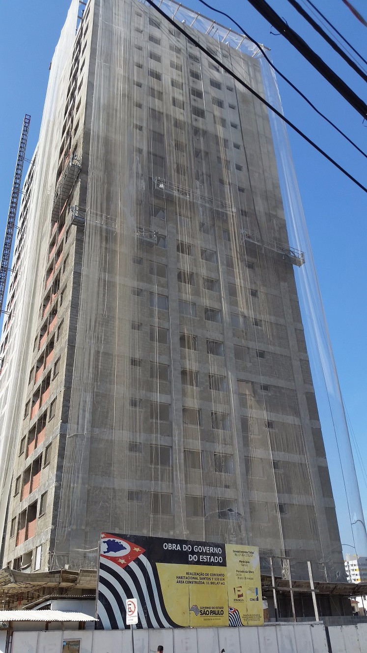 Social Housing - Santos T