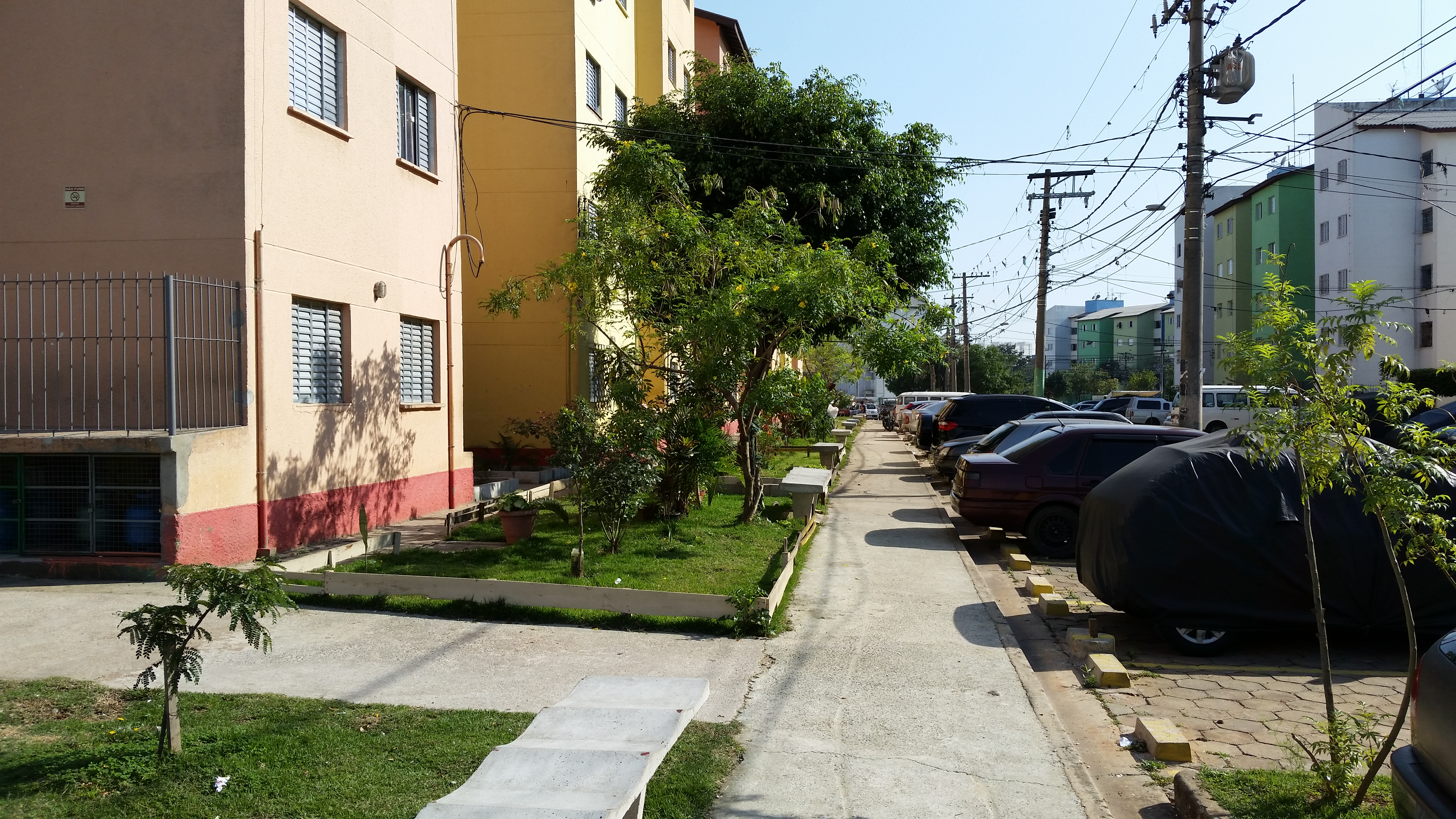 Revitalization - Housing Complex
