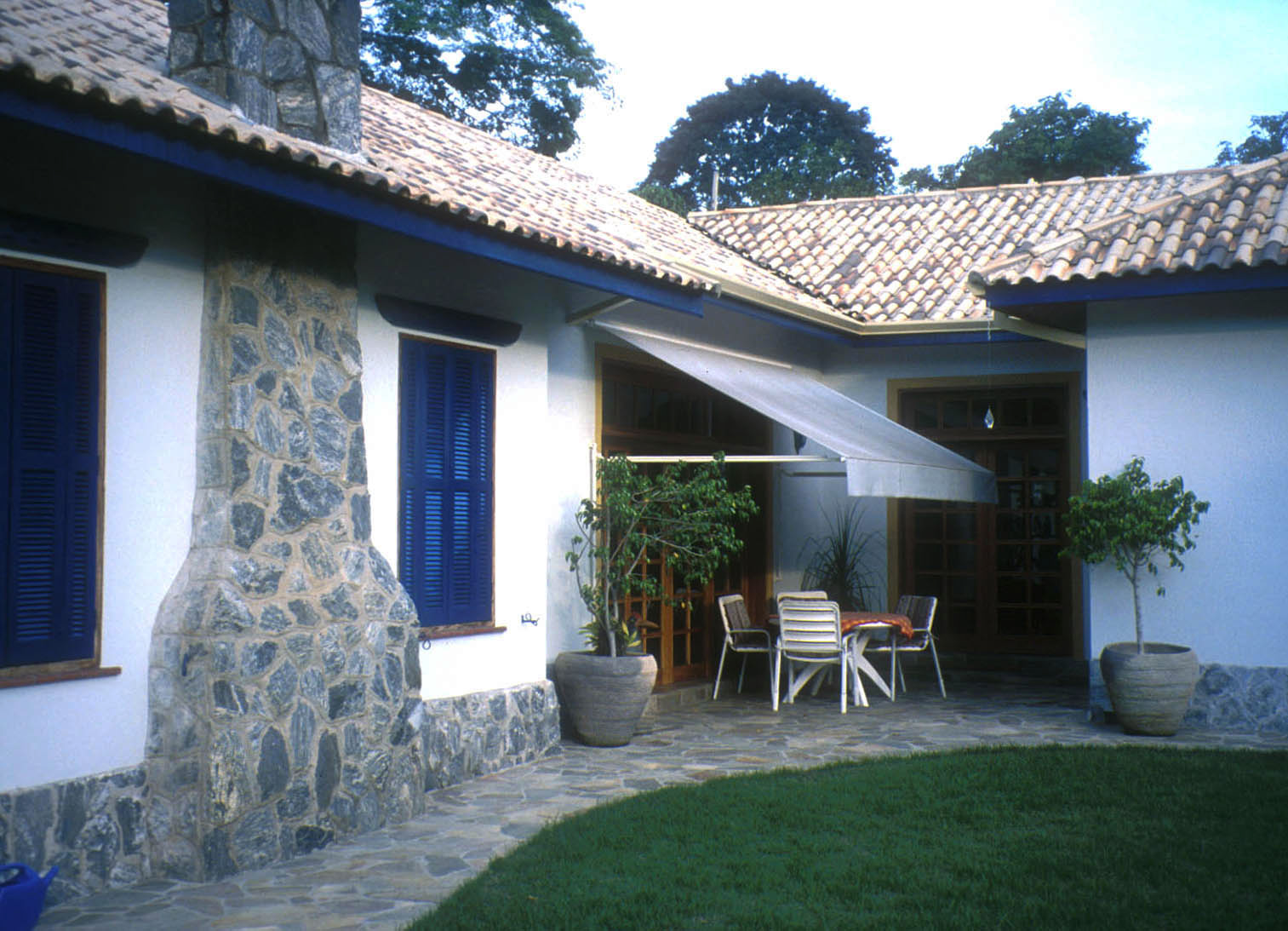 Reforma Casa Colonial - Vista 03