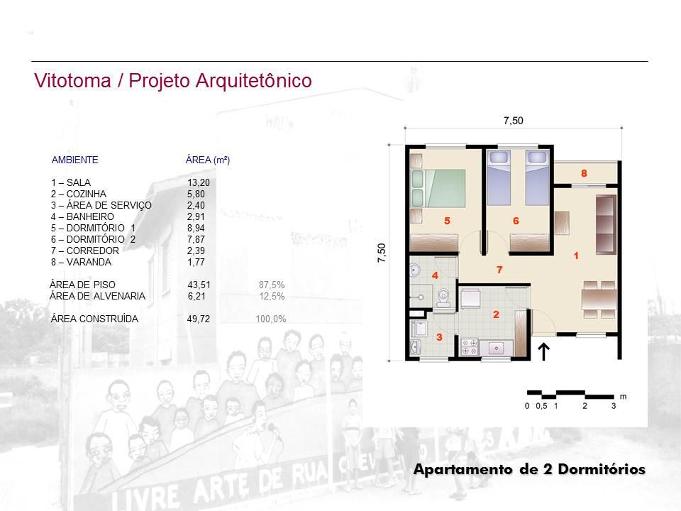 Social Housing São Paulo - Apartment