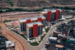Social Housing - Aerial View 01